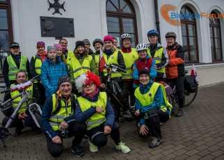 Rajd rowerowy Bialski Szlak Niepodległości 2019