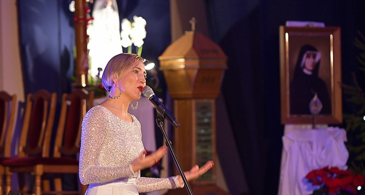 Koncert kolęd Magdy Steczkowskiej w Białej Podlaskiej