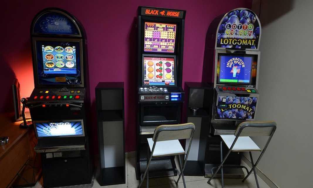 Walka z nielegalnym hazardem