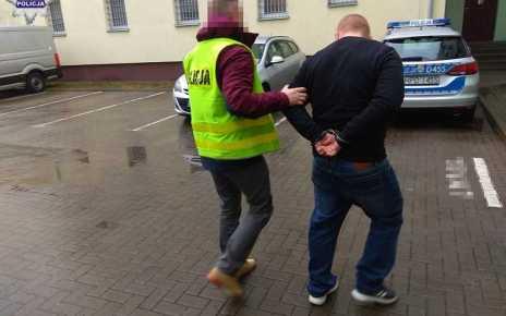 Tymczasowy areszt dla 33-latka, który chciał wysadzić dom