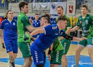 Piłka ręczna I liga: AZS AWF Biała Podlaska - NLO SMS ZPRP Kielce