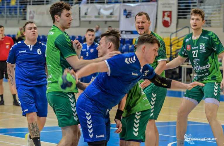 Piłka ręczna I liga: AZS AWF Biała Podlaska – NLO SMS ZPRP Kielce