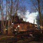 Tragiczny pożar na ul. Nowej