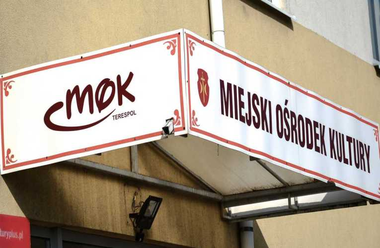MOK Terespol z dofinansowaniami na realizację projektów