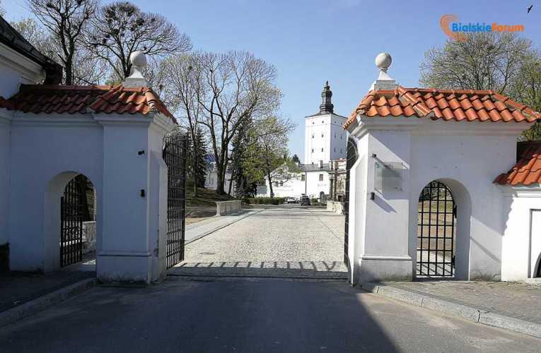 Zakończyła się rewitalizacja otoczenia parku Radziwiłłowskiego