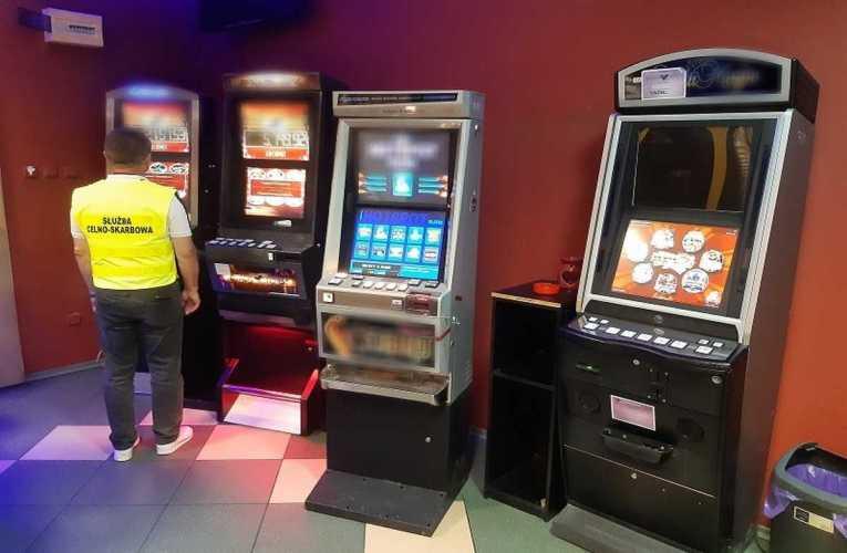 Likwidowali nielegalny hazard
