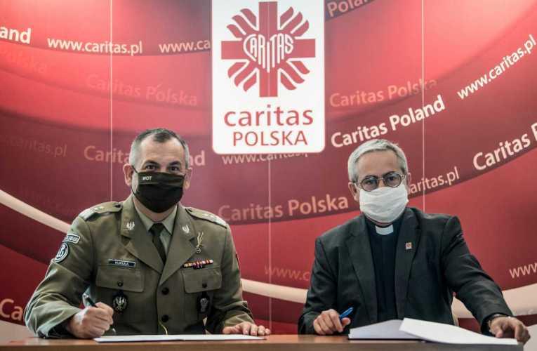 Porozumienie WOT- Caritas
