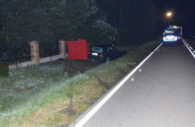 Pomimo prowadzonej reanimacji kierowca zmarł