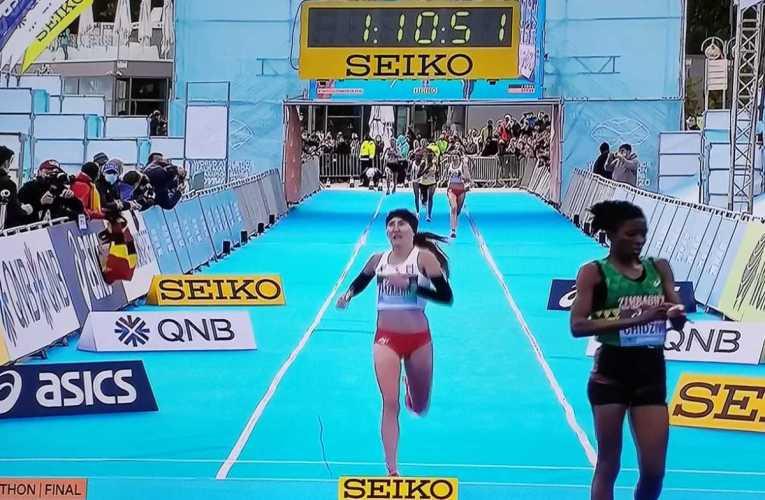 Iza z rekordem na Mistrzostwach Świata