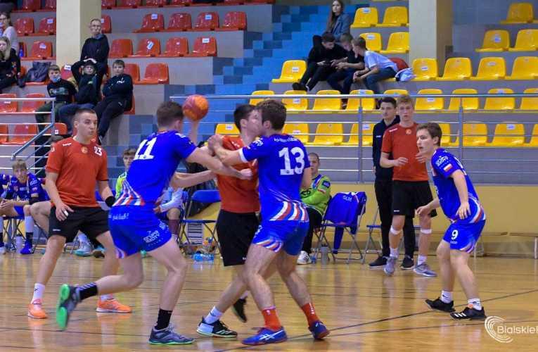 Lubelska Liga Juniorów UKS Olimpia Biała Podlaska – Azoty Puławy