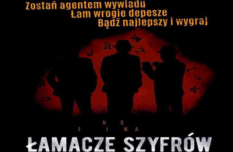Każdy może wcielić się w agenta kryptowywiadu – rusza kolejna edycja Ogólnopolskiej Gry Kryptologicznej ŁAMACZE SZYFRÓW