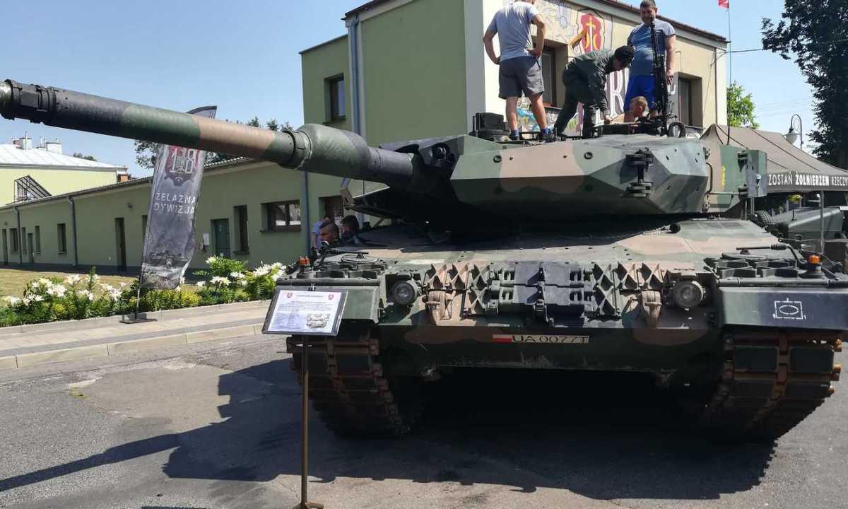 Piknik Wojskowy w Terespolu