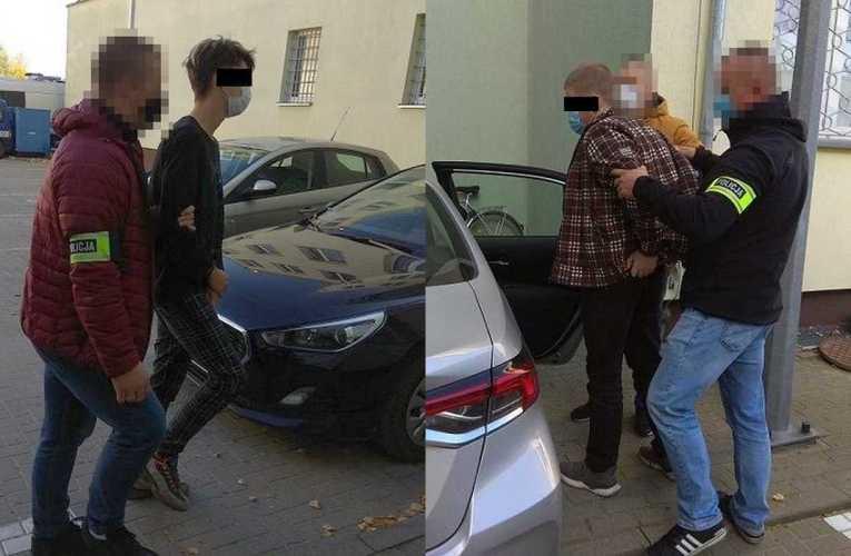 Areszty za udzielanie oraz posiadanie narkotyków