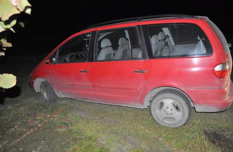 Był poszukiwany jako zaginiony a odnalazł się podczas kradzieży forda