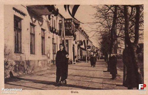 Biała Podlaska 1918 -1939