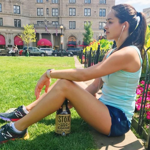 Staying Energized For Long Runs With SToK™