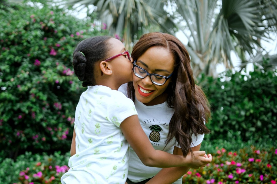 Millennial mom and Orlando lifestyle blogger Bianca Dottin shares how to shop for and style mama + me matching summer outfits.