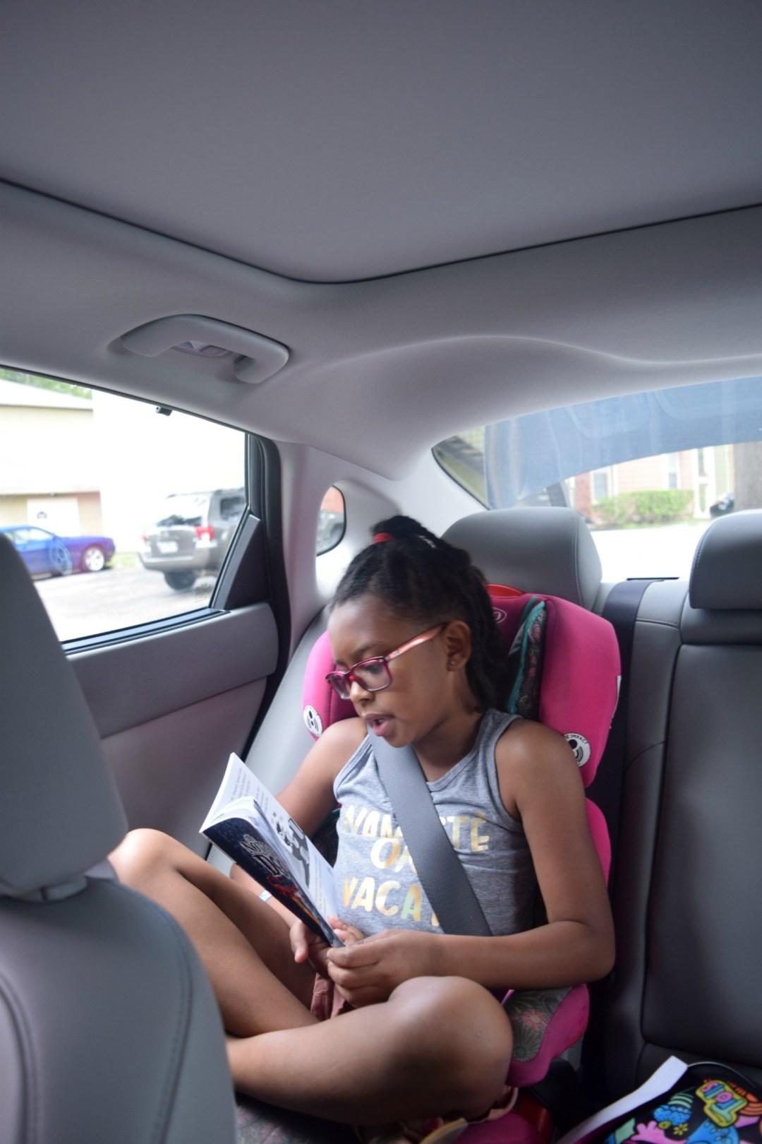 Kia Optima Hybrid interior