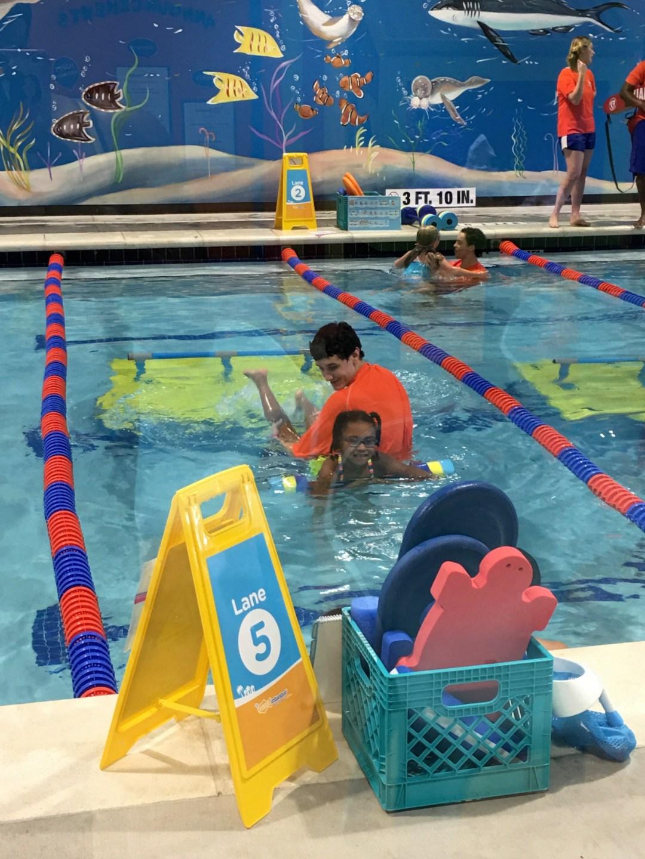 Goldfish Swim School Winter Park | Bianca Dottin