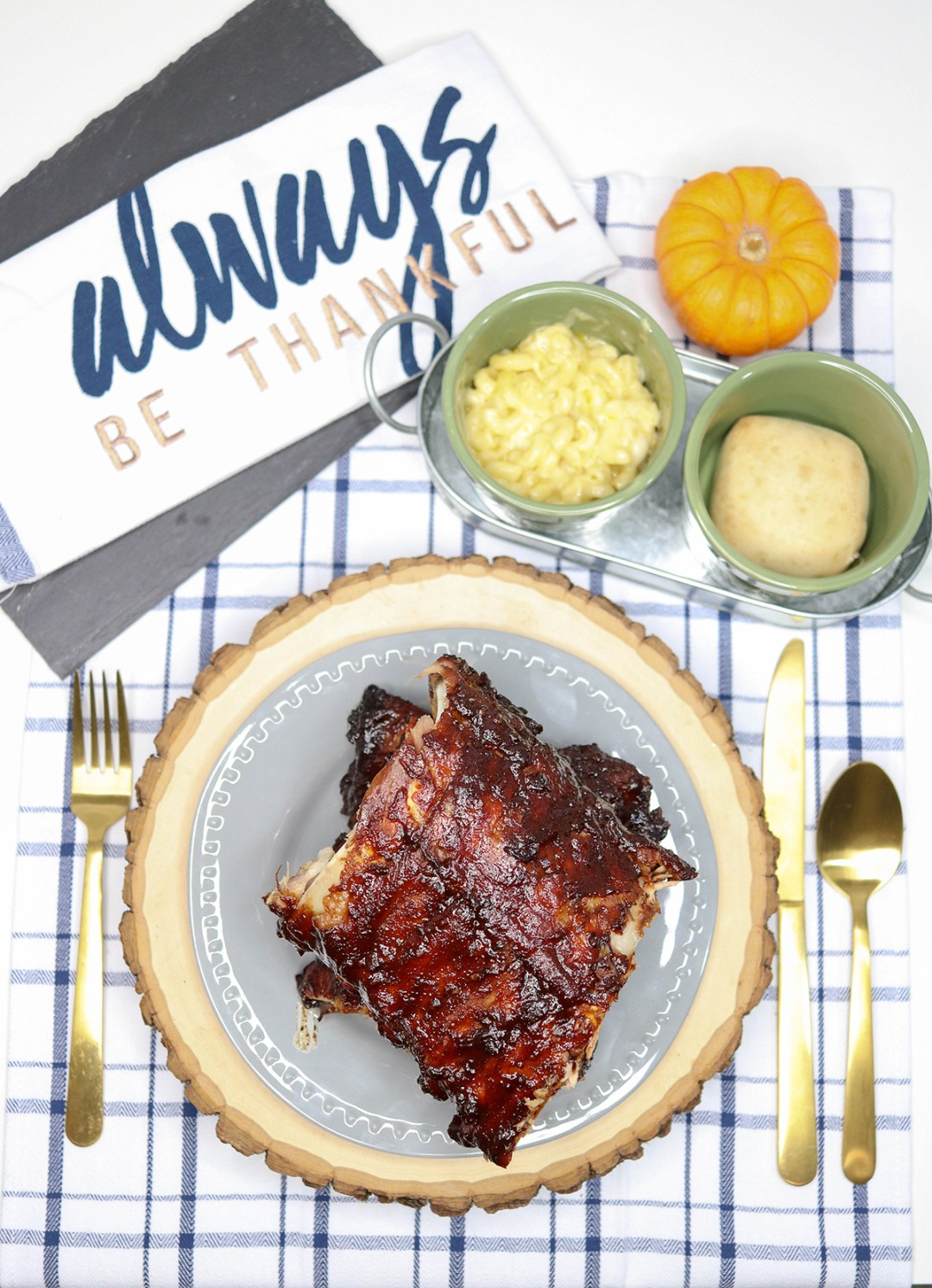 Tastes of Now Sweet Pork Baby Back Ribs Recipe | Bianca Dottin