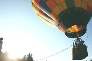 Flying Baloon