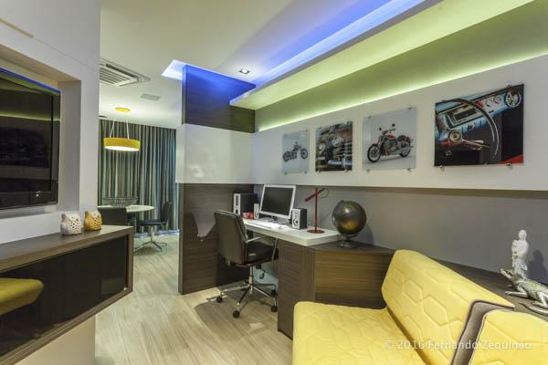 Projetos Residenciais - Flat AC