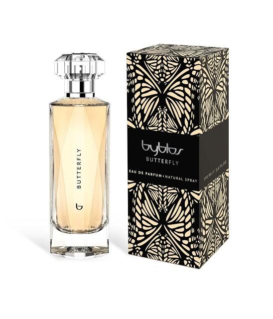 Eau de parfum Butterfly Byblos