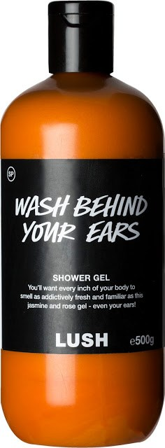Wash Behind Your Ears Lush