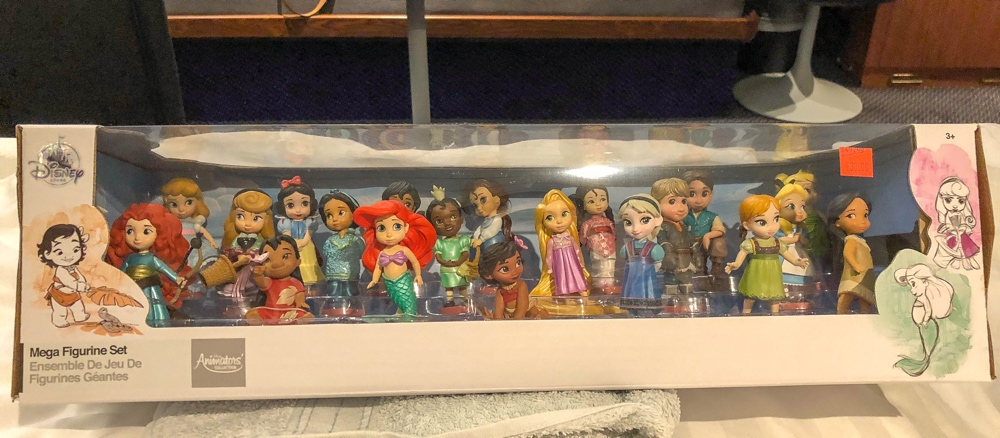 Disney Mega Figurine set