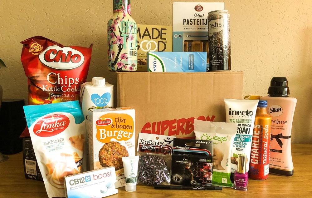 Superbox.nl box box met inhoud