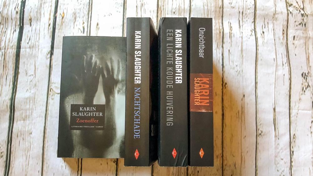 Sara Linton serie - Karin Slaughter