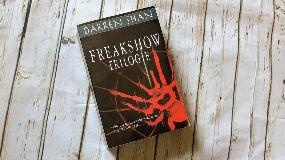 freakshow trilogie - darren shan
