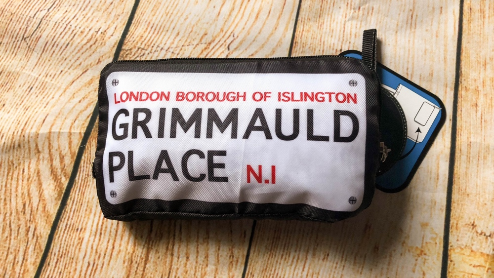 j.k. rowlings world of wizardry box november 2017 grimmauld place tote