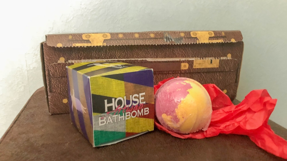 geek gear World of Wizardry januari bathbomb
