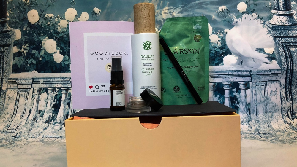 unboxing Goodiebox mei 2018 inhoud