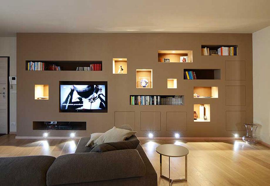 Librerie  Bianchi Bosoni Architetti Associati Savona