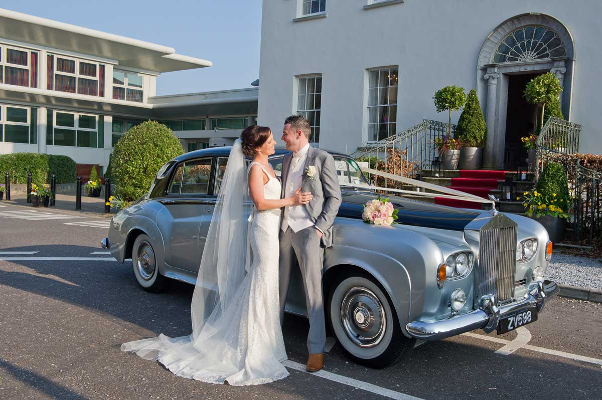 Wedding Car Rolls Royce