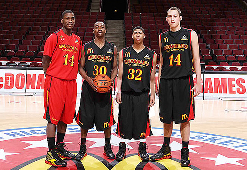 Anthony Davis Growth Spurt Age