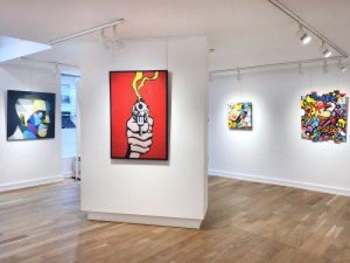 Galerie Barthelemy Bouscayrol Biarritz