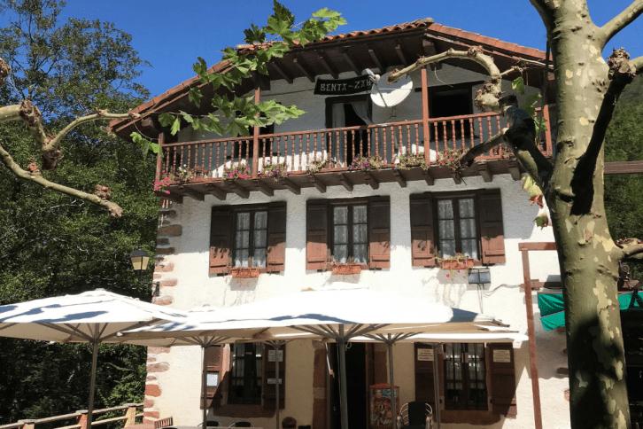 Randonnée Pays Basque - Venta Zahar