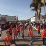 Civismo é colocado em prática no desfile de 07 de setembro