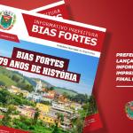 Prefeitura lança Informativo