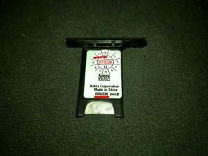 N9 SIM Tray