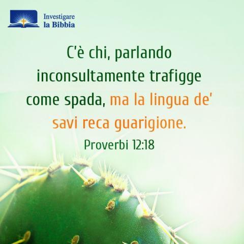Le piante sono fatte da Dio