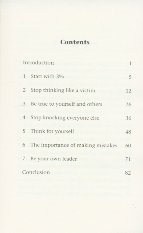 How to change your life in 7 steps by Bird, John