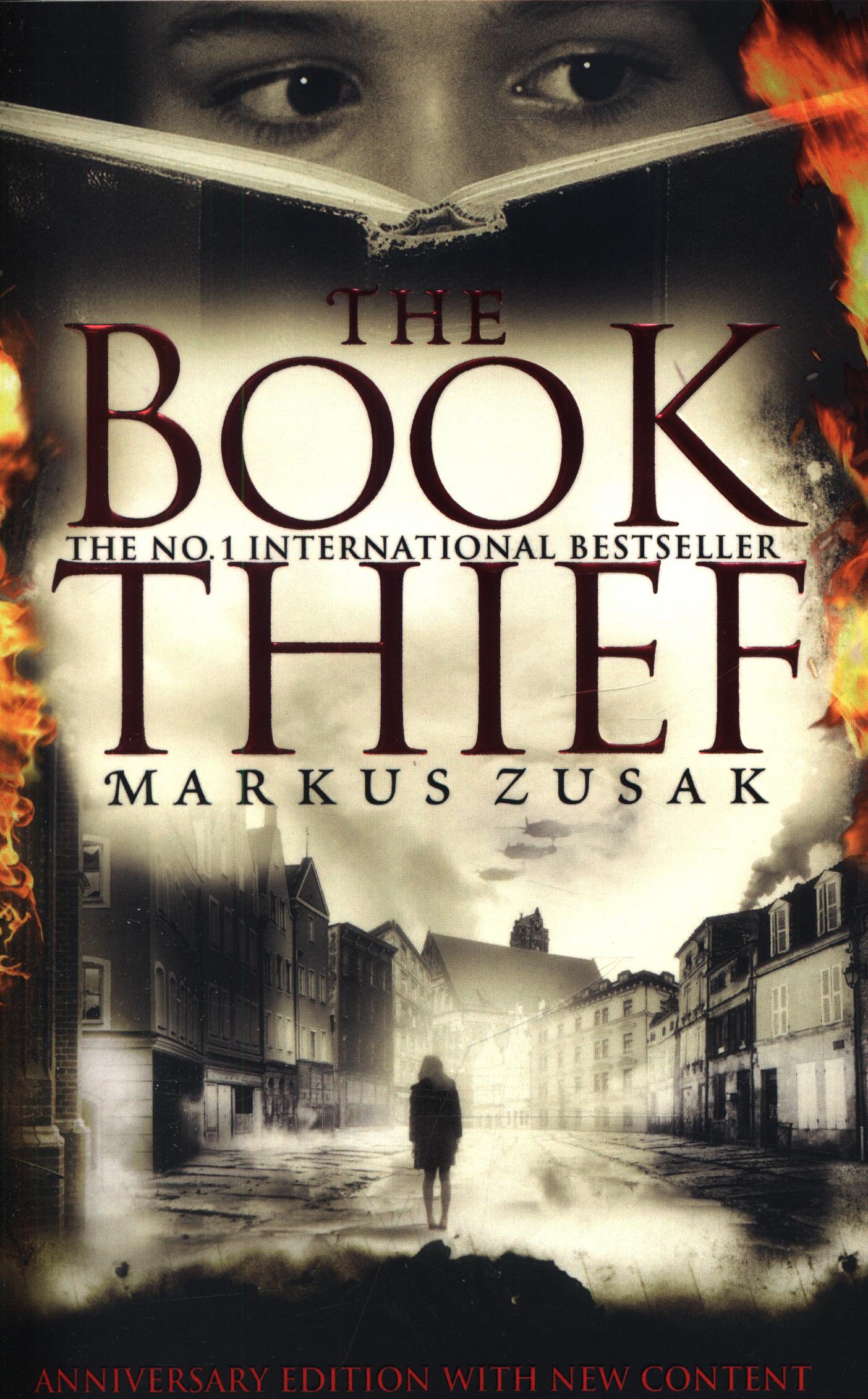The Book Thief By Zusak Markus