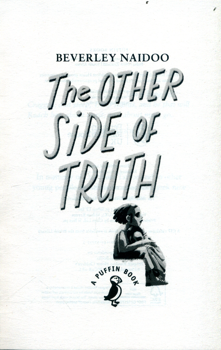 The other side of truth by Naidoo, Beverley (9780141377353