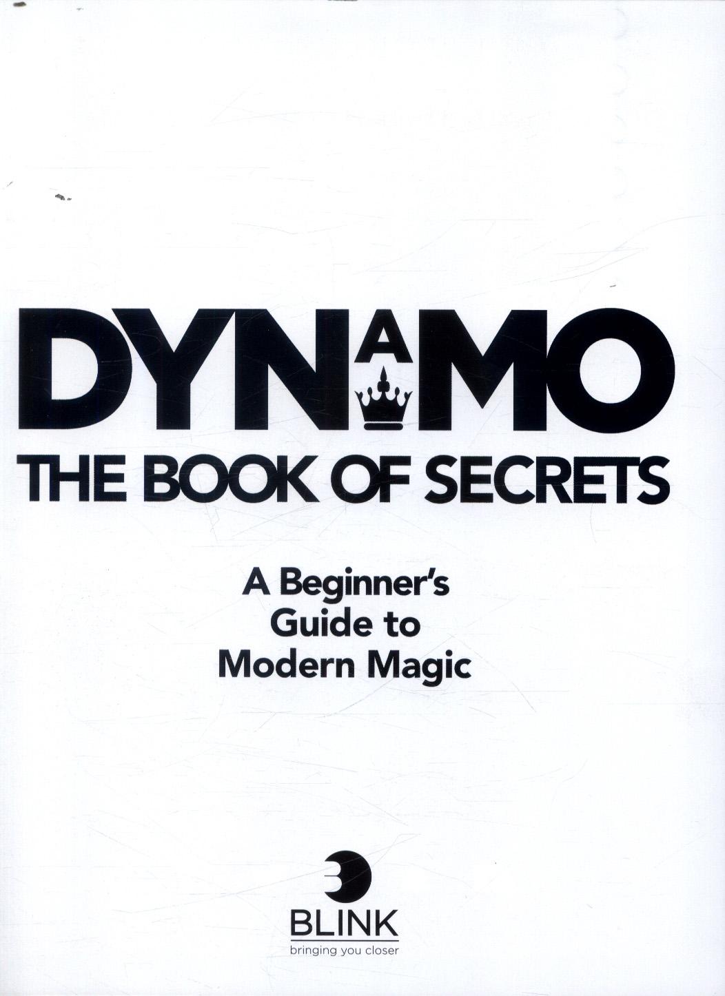 The book of secrets : a beginner's guide to modern magic