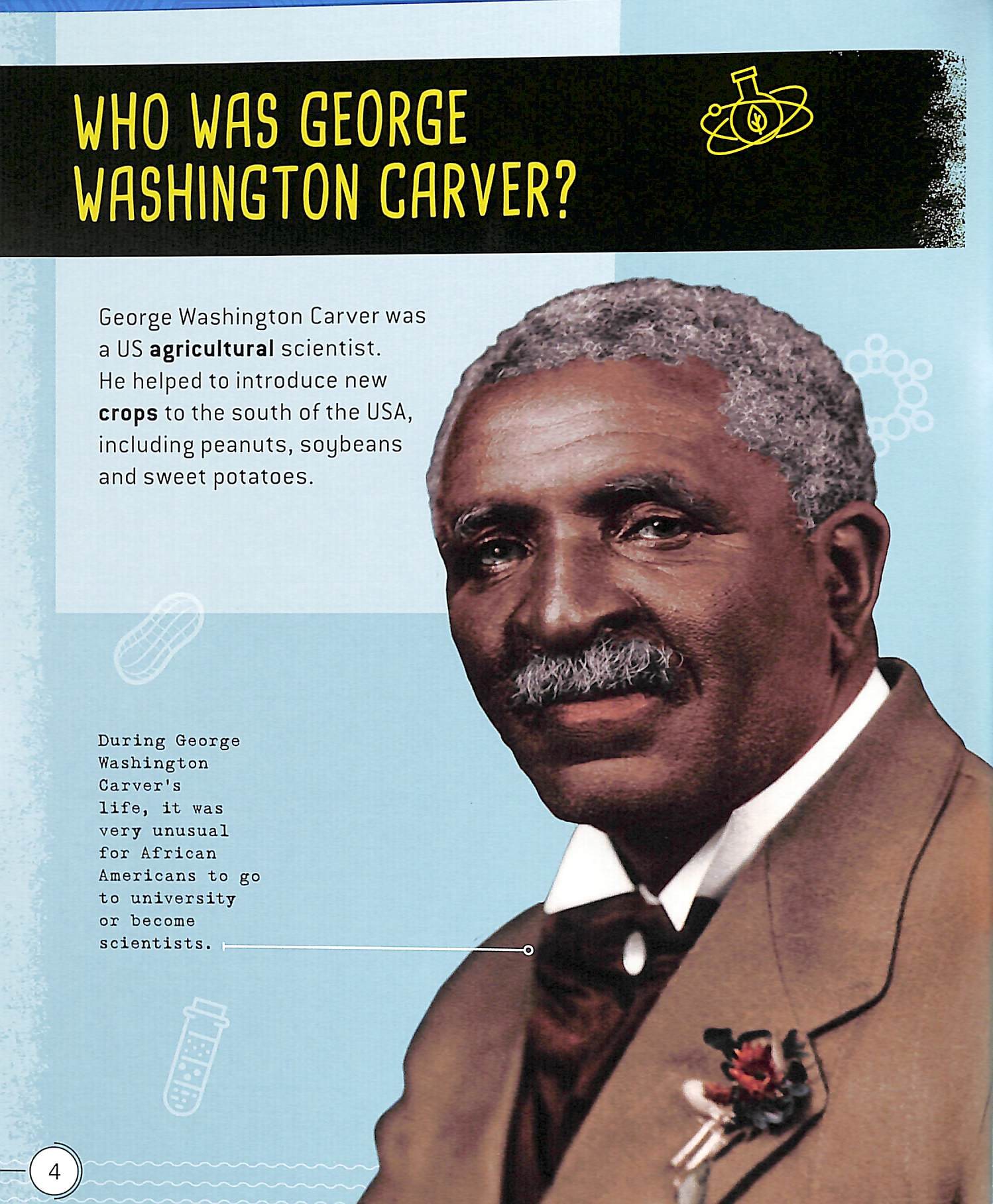 George Washington Carver By Howell Izzi