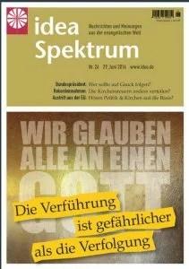 ideaSpektrum_Titel 28.6.2016